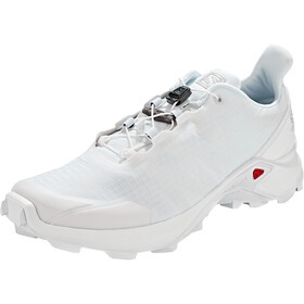 Salomon Supercross Chaussures Homme, white/white/white
